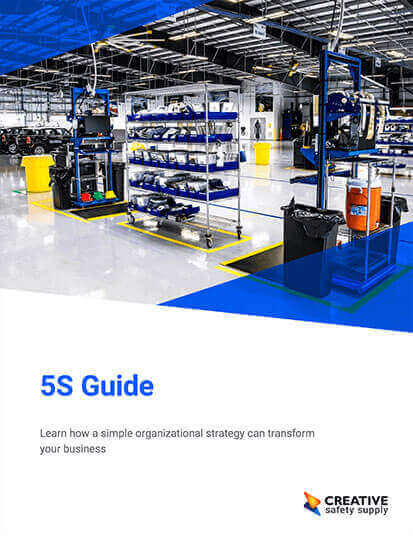 5S Guide Cover