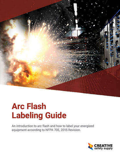 Arc Flash Guide Cover